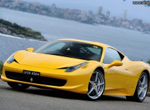 Феррари 458 Italia