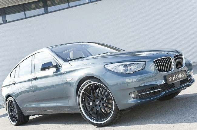 BMW 5-Series GT от тюнинг ателье Hamann