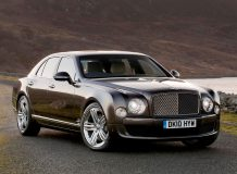 Новый Bentley Mulsanne