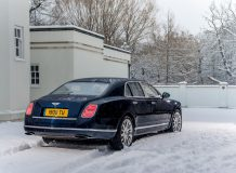 Фото нового Bentley Mulsanne 2015