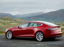 Автомобиль Тесла S