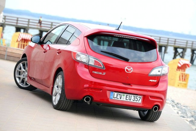 Mazda 3 MPS фото