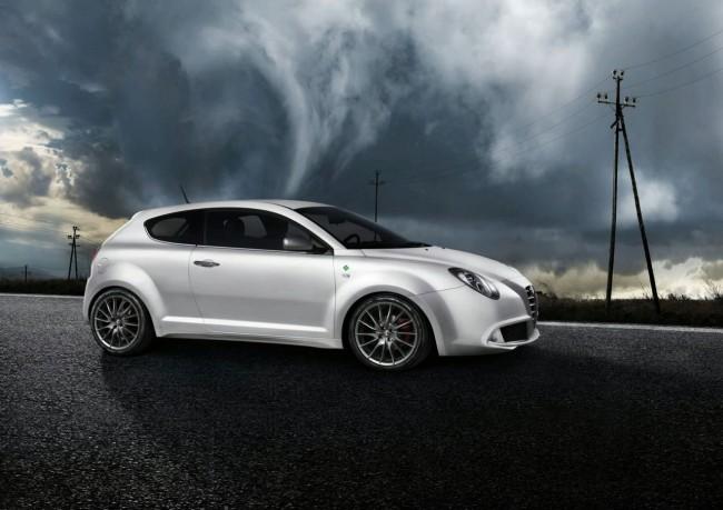 Фото Alfa Romeo MiTo Quadrifoglio Verde