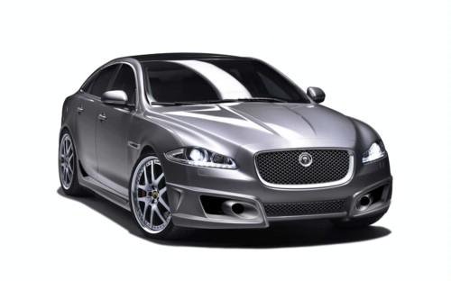 Тюнинг Jaguar XJ от ателье Arden