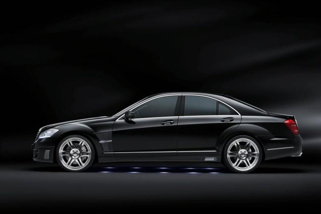 Брабус Мерседес S-класса W221 - фото