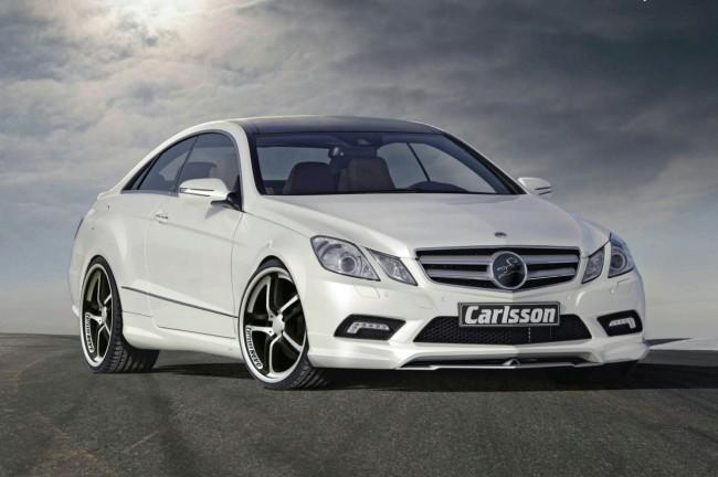 Carlsson CK50 на базе Mercedes E 500 E-Class Coupe