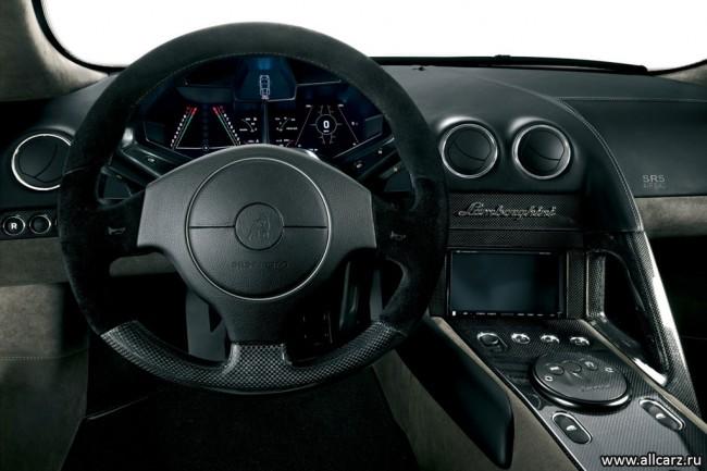 Фото салона Lamborghini Reventon
