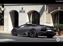 Фото суперкара Lamborghini Reventon