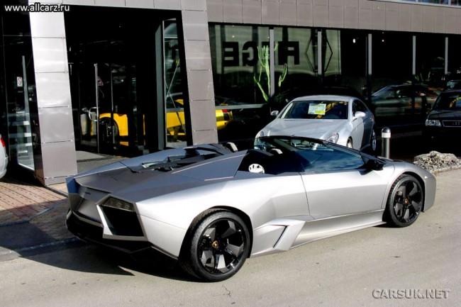 Фото Lamborghini Reventon Roadster
