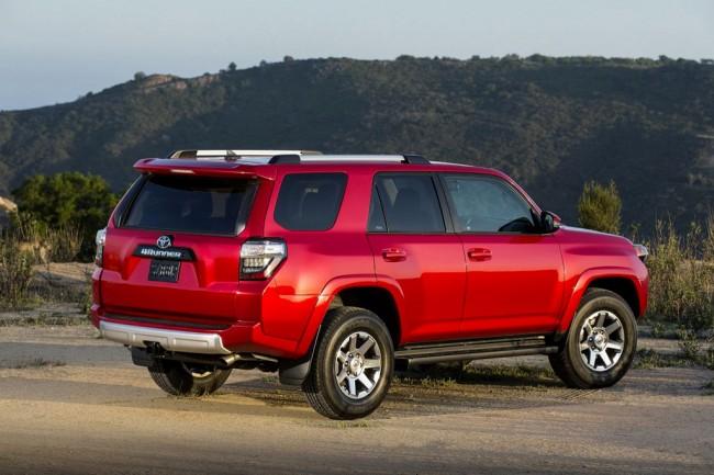 Обновленная Toyota 4Runner 2014