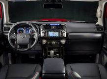 Салон Toyota 4Runner 2013