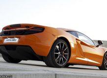 Новый McLaren MP4-12C