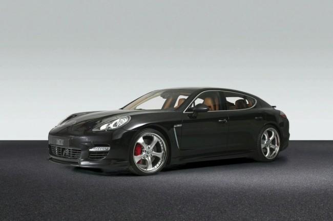 Обвес для Porsche Panamera от ателье Techart