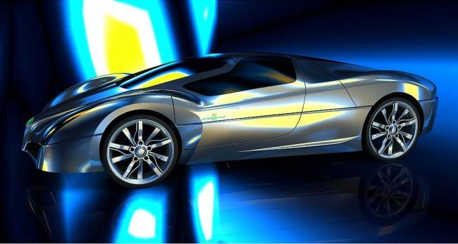 Концепт-кар Styletto Е показали на IAA 2009