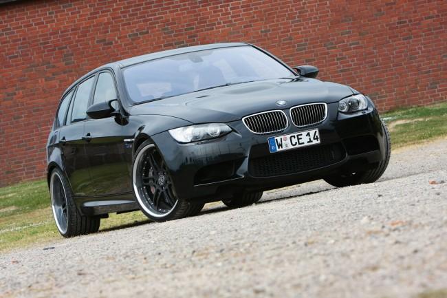 Тюнинг BMW M3 E91 от ателье Manhart Racing