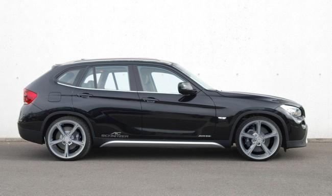 Ателье AC Schnitzer готовит тюнинг-пак для BMW X1