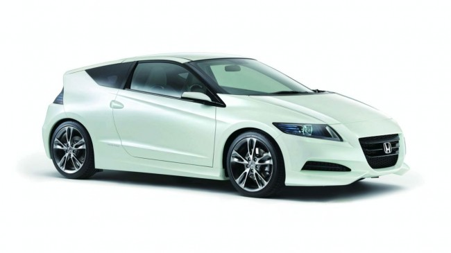 Honda CR-Z Concept покажут на автосалоне в Токио