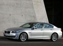 Новая BMW 5 седан