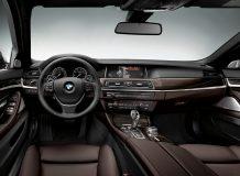 Фото салона BMW 5 серии F10