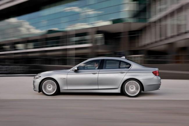 Фото BMW 5 2014