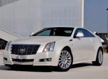 Cadillac ATS Coupe фото