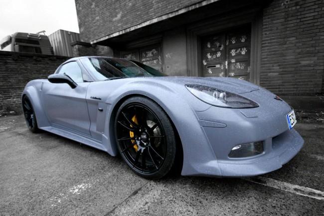 Фото Corvette C6.BlackforceOne