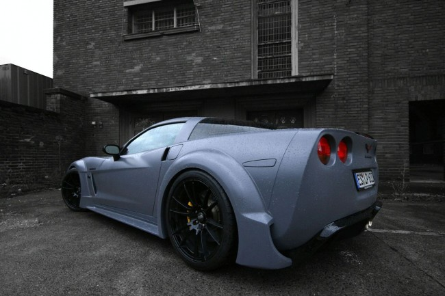 Corvette C6 от LOMA Performance