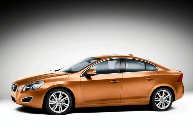 Новый Volvo S60 2011