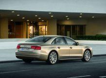 Фото Audi A8 2013