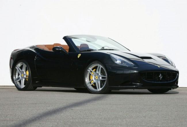 Ferrari California от тюнинг ателье Новитек Россо