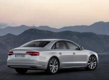 Audi A8 2015 фото