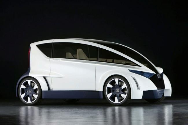 Концепт Honda Personal-Neo Urban показали в Лос-Анджелесе