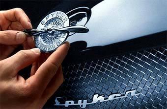Spyker претендует на Saab