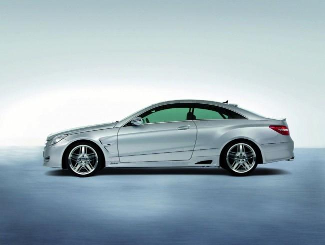 Lorinser представил фото тюнингового Mercedes E-Class Coupe