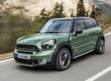 Mini Countryman 2015 фото