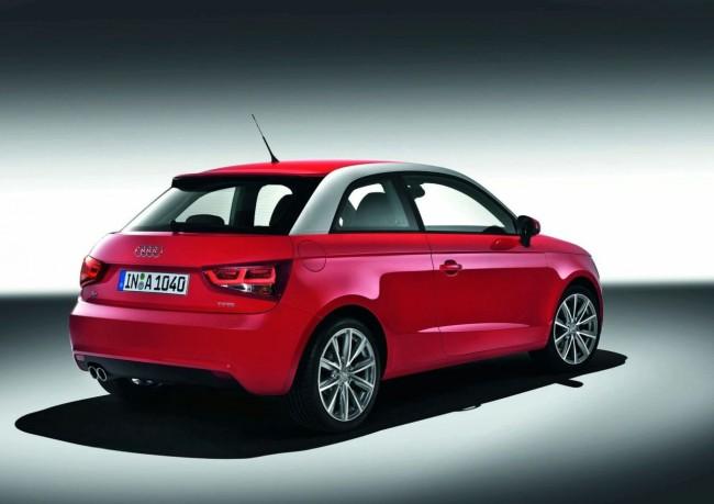 Компактный хэтчбек Audi A1