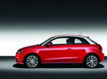 Фото новой Audi A1