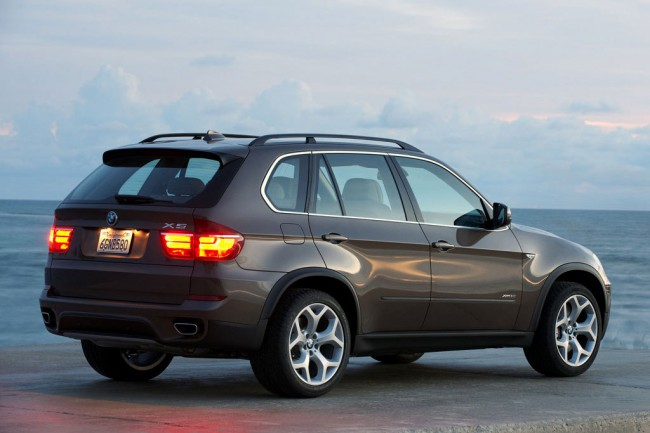 Фото BMW X5 E70 рестайлинг