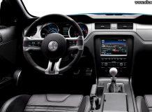 Салон Форд Мустанг Шелби GT 500