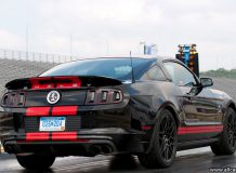 Новый Mustang Shelby 2013 года