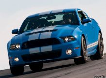 Shelby Mustang фото