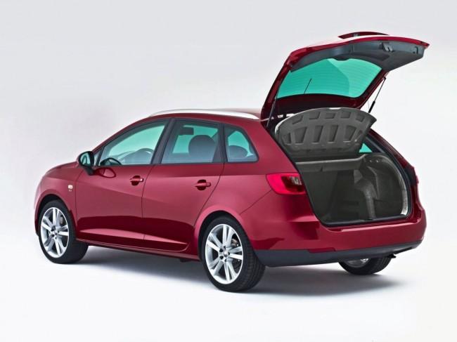 Новый универсал Seat Ibiza ST - фото