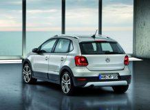 VW CrossPolo фото