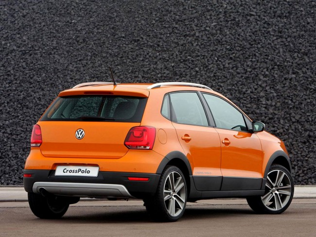 Фото Volkswagen CrossPolo 2013