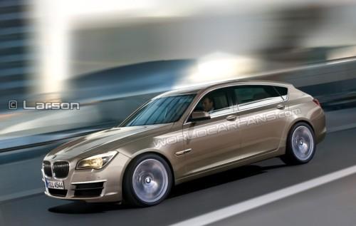 Компьютерное изображение BMW 3-series GT