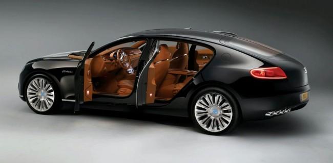 В Женеве представлен Bugatti 16C Galibier