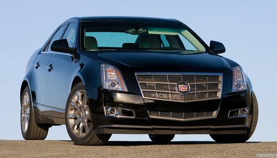 Cadillac CTS попал под отзывную кампанию в Китае