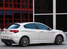 Alfa Romeo Giulietta фото