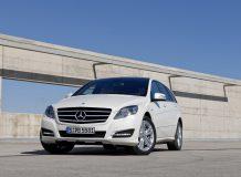 Фото нового Mercedes R-Class W251