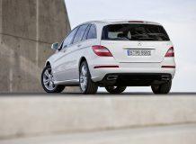 Mercedes-Benz R-class 2014 фото
